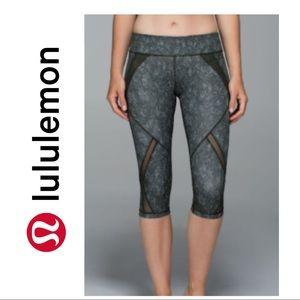 Lululemon Cool to Street Crop Leggings